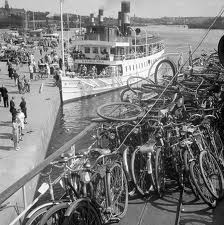 stockholm-cykel-färja
